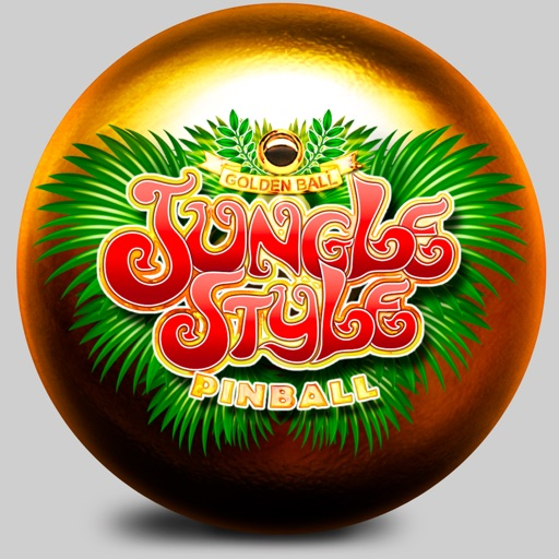 Jungle Style Pinball