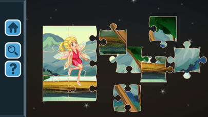 Fairy tales jigsaw puzzles for kids screenshot four