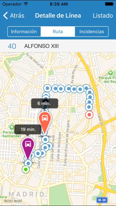 download EMT Madrid apps 1
