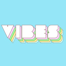 #VIBES : Animated Text Stickers
