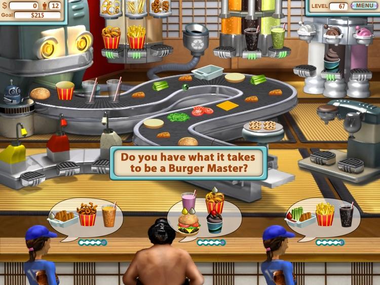 Burger Shop HD! screenshot-4