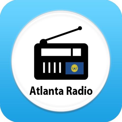 Atlanta Radios - Top Online Stations (FM / AM) iOS App