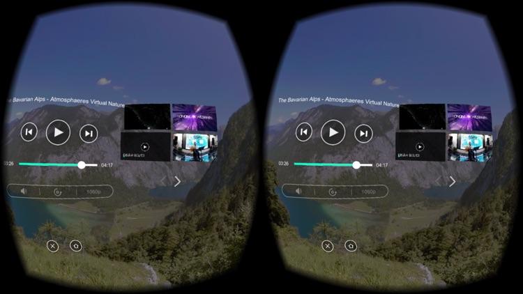 VR Nature Scenery screenshot-3