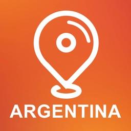 Argentina - Offline Car GPS