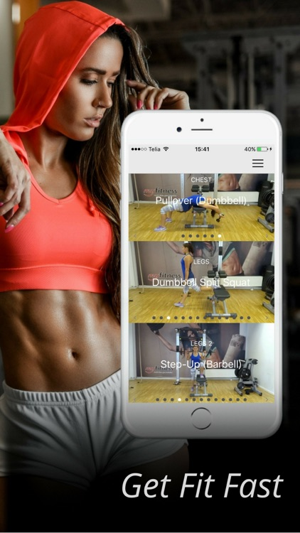 Bodybuilding Gym Fitness Exercises Workout Videos