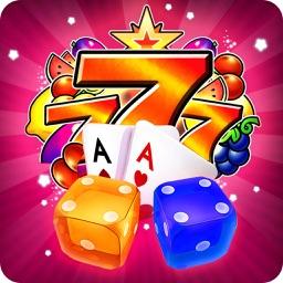 Poker Casino Party: Mega Win Free