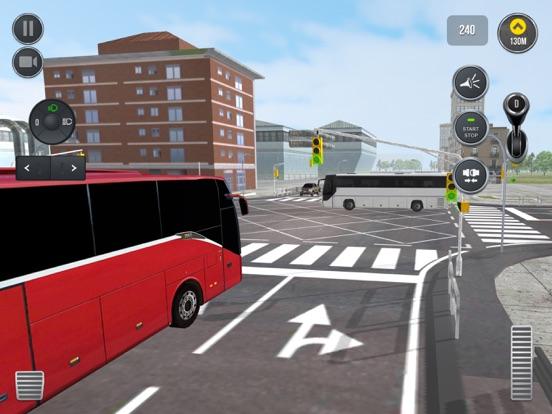 Coach Bus Simulator 2017 * screenshot 9
