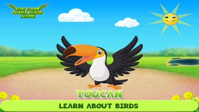 Kids Game Learn Birds Name on the App Store