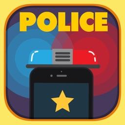 Police Siren : Sound and Light Simulator. Prank