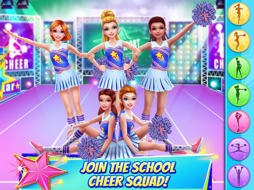 Cheerleader Champion Dance Off Online Hack Tool