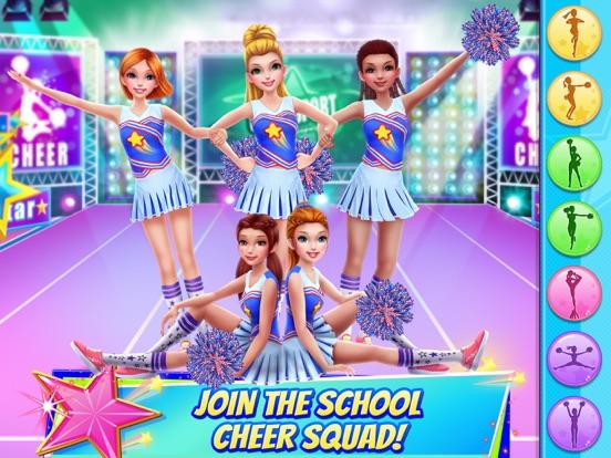 Cheerleader Champion Dance Off iPad