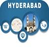 Hyderabad India Offline City Maps Navigation