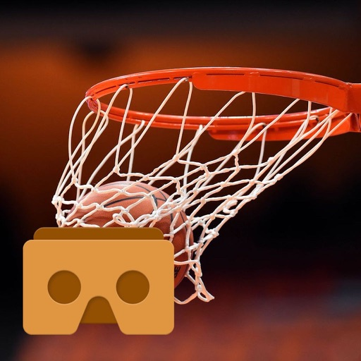 VR Basketball Shot Pro with Google Cardboard