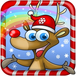 Christmas Pets - Draw, paint and play Xmas games