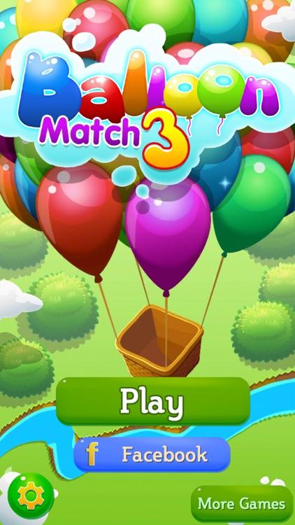 Balloon Match 3: Paradise Pop - Puzzle Game screenshot-4