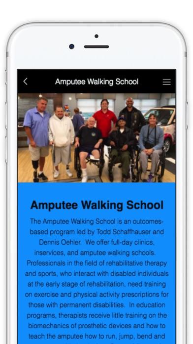 Amputee Walking School-1