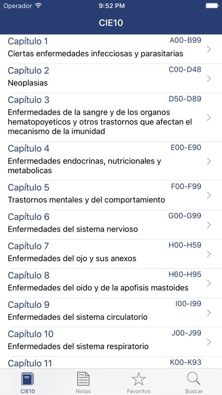 icd 10 enfermedades infecciosas y parasitarias