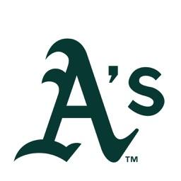 Oakland Athletics 2017 MLB Sticker Pack