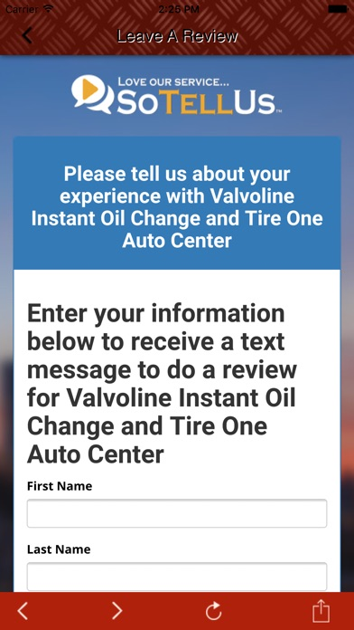 Tire One Auto Center App Price Drops
