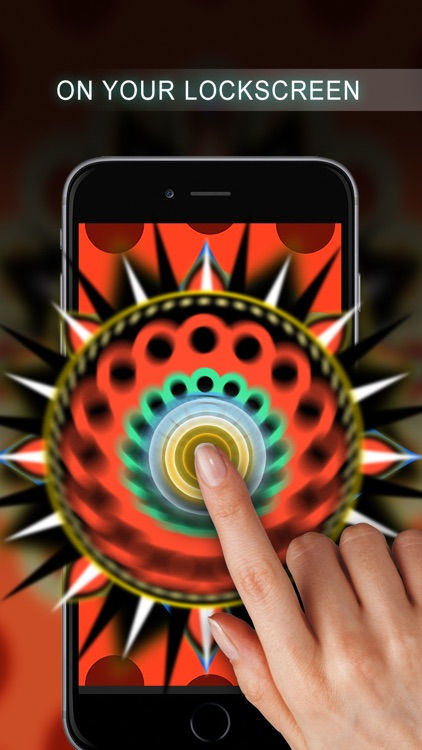 Live Mandala Wallpapers Free screenshot-4