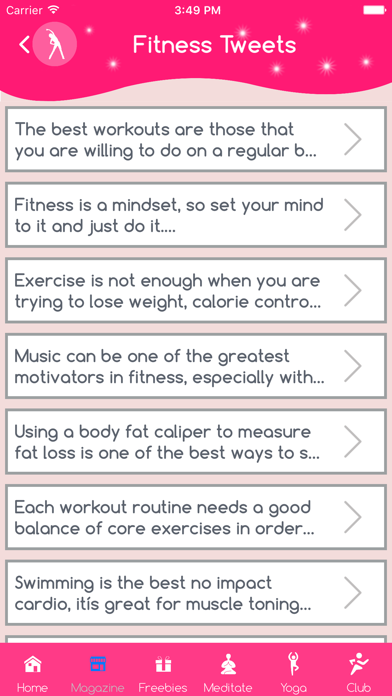 Ultimate workout for belly fat loss cardio and abs screenshot two