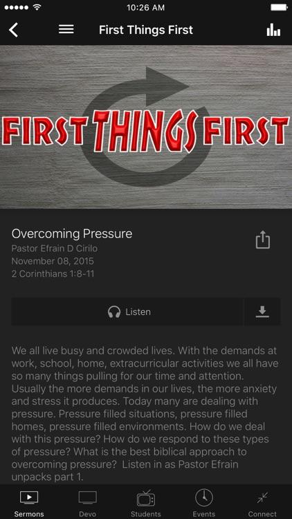 Crosspointe Fellowship Church