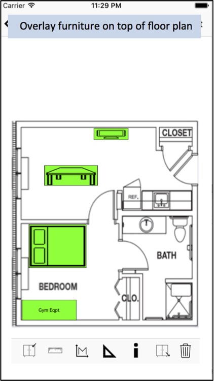 Furnish Layout