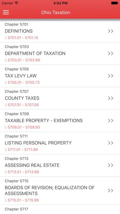 Ohio Taxation