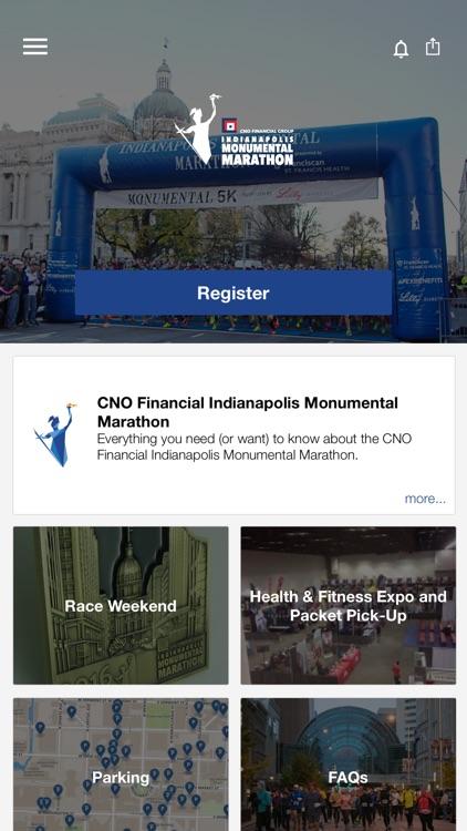 CNO Monumental Marathon