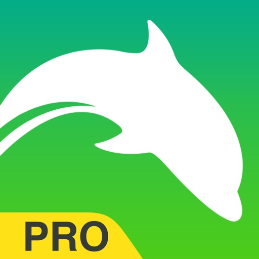 Dolphin Web Browser Pro –Secure Search Explorer