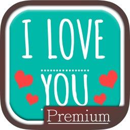 I Love You cute romantic love messages - Pro
