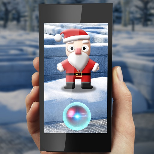 Pocket Santa GO