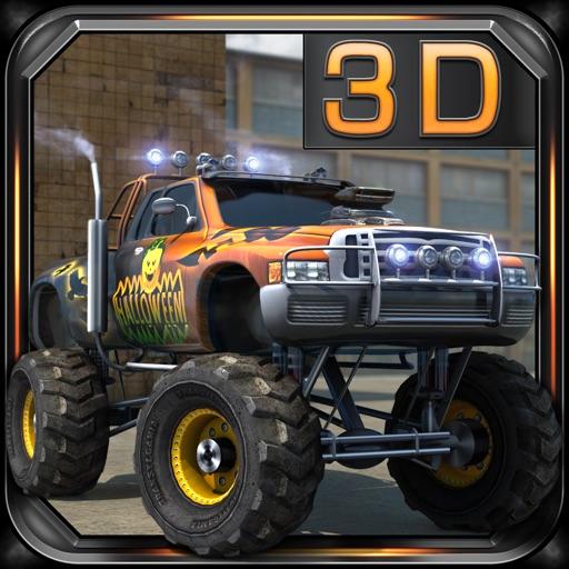 3D Парковка Джипа - Monster Trucks 3D Parking