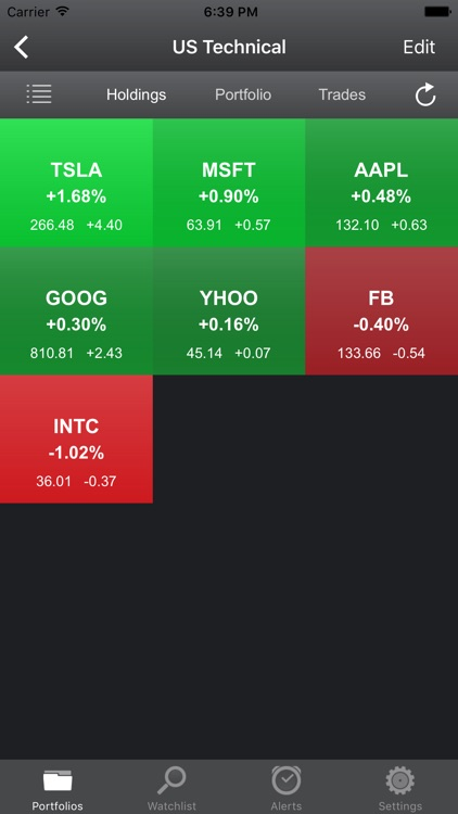 Portfolio Trader Lite - Stocks screenshot-4