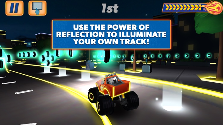 Blaze and the Monster Machines - Racing Game screenshot-0