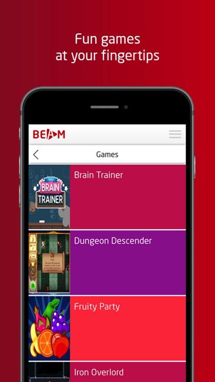 BEAM by Virgin Trains screenshot-4