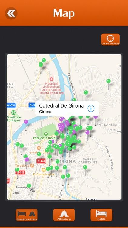 Girona Travel Guide screenshot-3