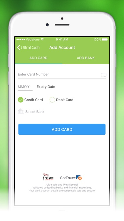 Money Transfer, Recharge & Pay - UltraCash screenshot-1