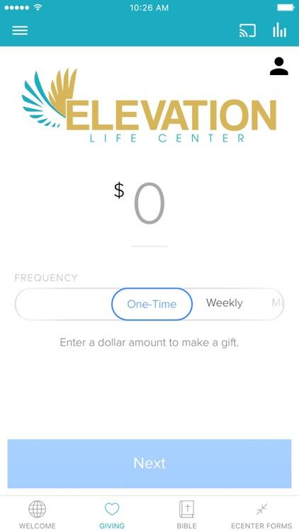 Elevation Life Center