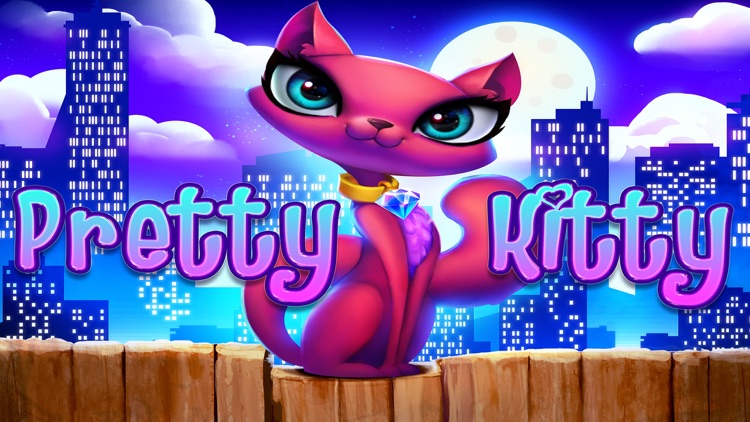 Slot Machine Games - Pretty Kitty
