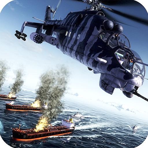 Navy Battleship Strike: Warfare Combat Shooting