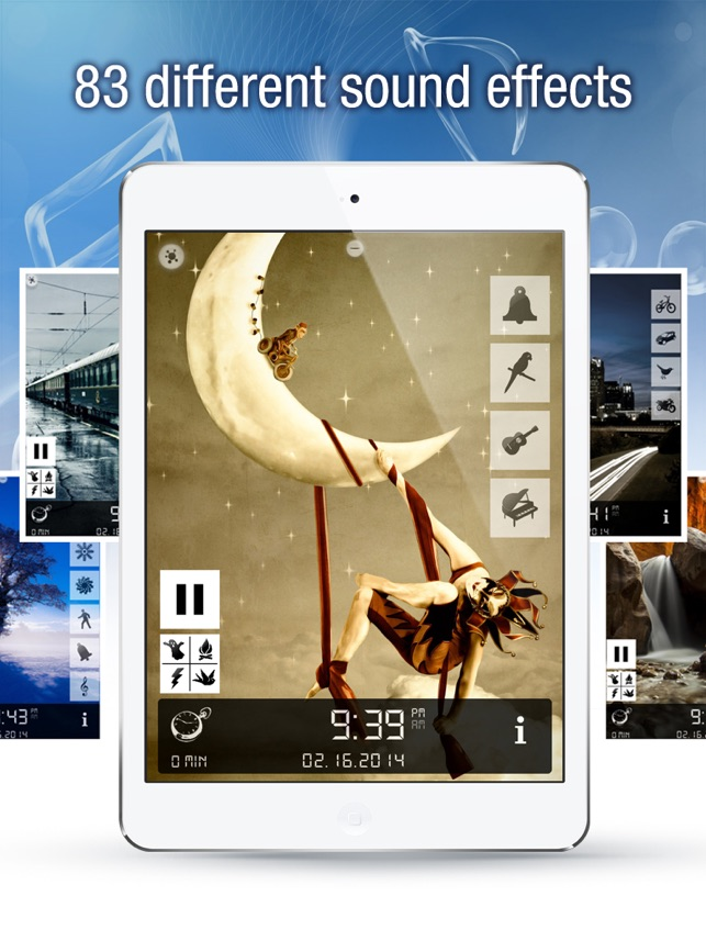 Sleep Bug: White Noise Soundscapes & Music Box on the App Store