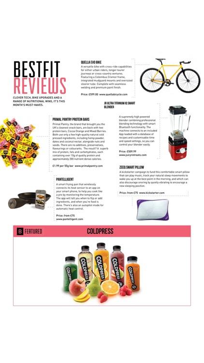 BESTFIT Magazine – 100% Free health and fitness magazine