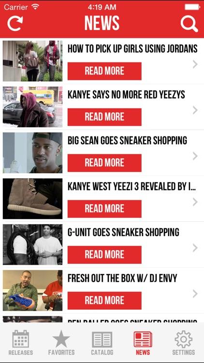 Sneaker Crush Pro: Air Jordan & Nike Release Dates screenshot-4