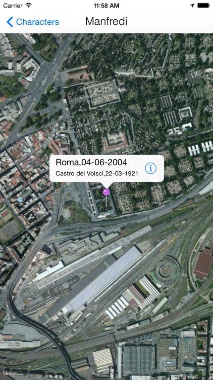 CimiteridiRoma screenshot-3