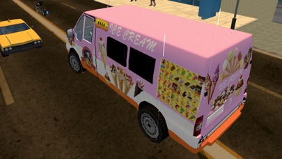 Ice Cream Delivery Games 3D screenshot three