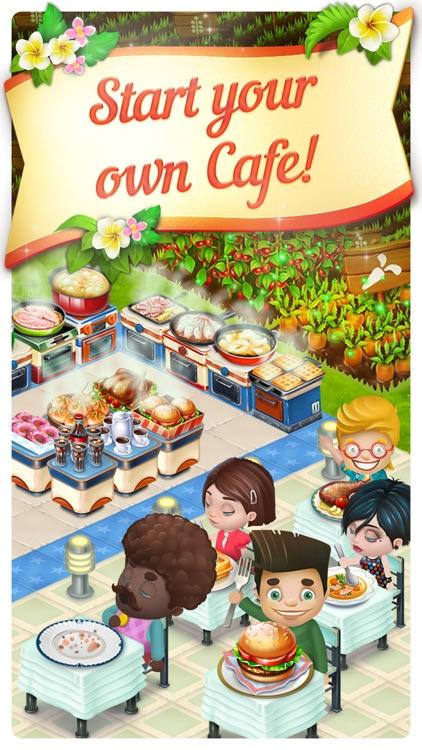 Happy Cafe screenshot-0