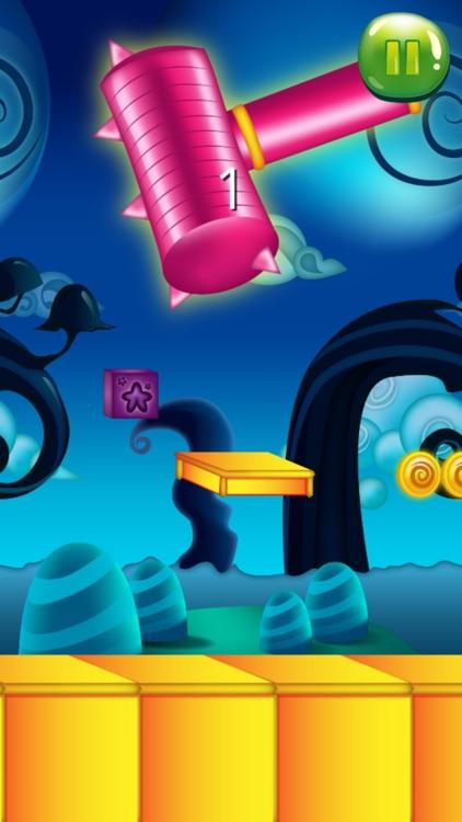 Running Cube PRO - Time Killer Game screenshot-3