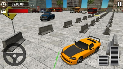車市のReal-ISTICトラフィックドライビング3Dでパーク - るのおすすめ画像2