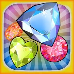 Miner Gem Collector 2015 - Jewel Crush Blitz Puzzle games
